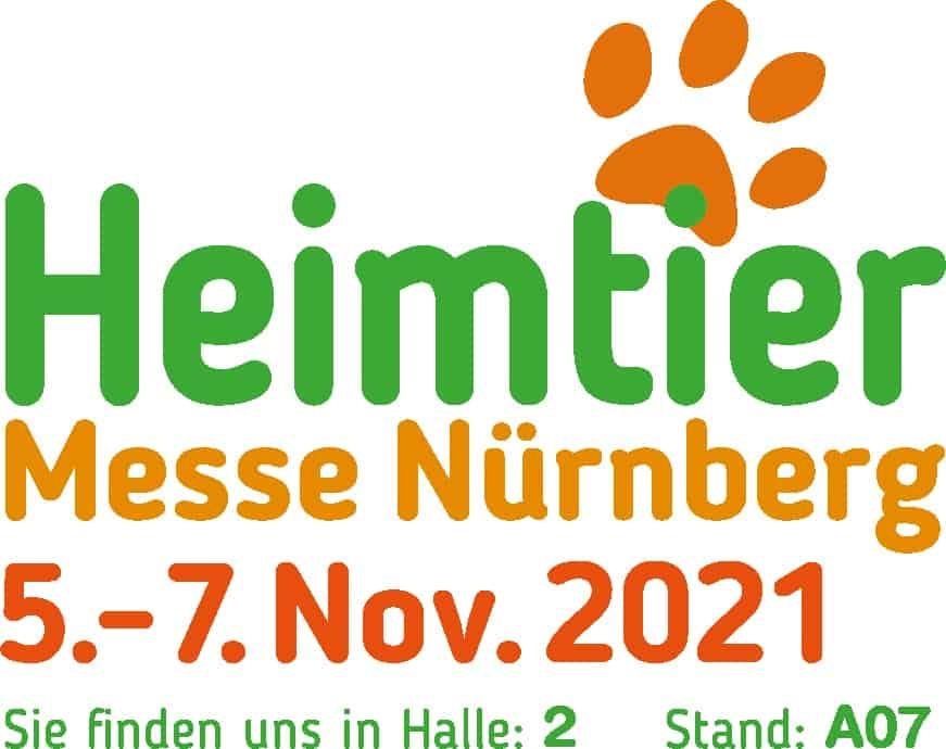 Heimtier Messe 2021 Halle 2 Stand A07